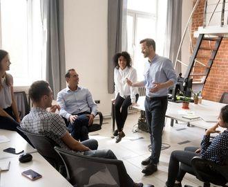 Menschen für sich gewinnen durch selbstbewusste Kommunikation